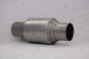 AP Exhaust 608384 Universal Catalytic Converter