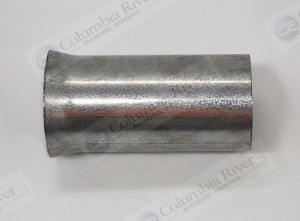"""1.38"""" to 1.50"""" Stainless, 16 Gauge, Transition Cone"""
