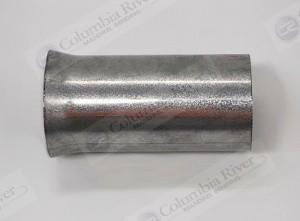 "2.25"" to 3.00"" Mild Steel, 16 Gauge, Transition Cone"